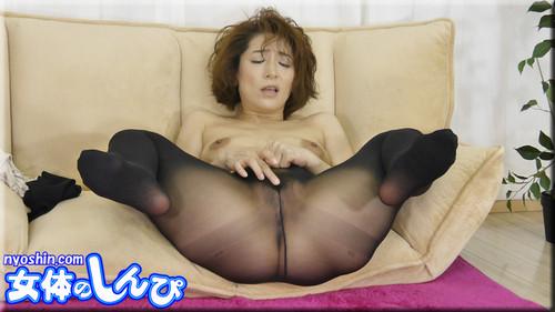 女体のしんぴ N1200 きょうこ / パンスト直履きオナニー