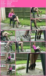 StilettoGirl.com Video 1178 Alison Thumbnail