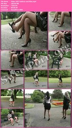 StilettoGirl.com Video 1057 Kathryn and Elise Thumbnail